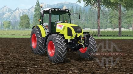 Claas Axos 330 key lime pie para Farming Simulator 2015