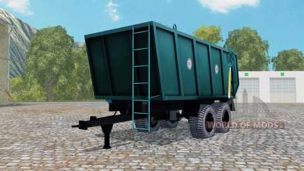 PS-10 para Farming Simulator 2015