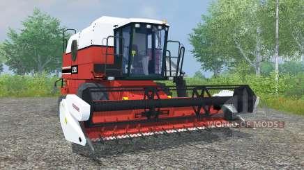 Fiat L 521 MCS carmine pink para Farming Simulator 2013