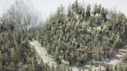 Kirin Mountain para MudRunner
