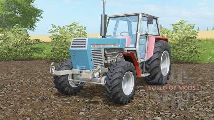 Zetor Crystal 12045 blue green para Farming Simulator 2017