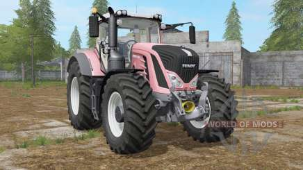 Fendt 930〡936〡939 Vario color choise para Farming Simulator 2017