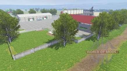 SpiWoo Land para Farming Simulator 2013