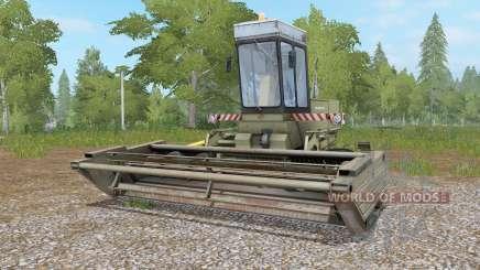 Fortschritt E 302 artichoke para Farming Simulator 2017