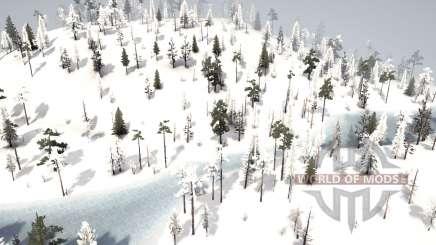 Open Snow Exploration para MudRunner