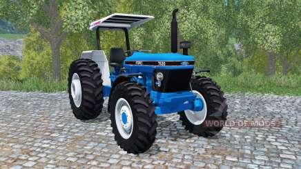 Ford 7630 process cyan para Farming Simulator 2015