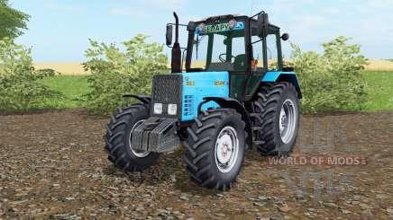 MTZ-Belarús 892.2 color azul para Farming Simulator 2017