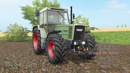 Fendt Farmer 300 y 312 LSA Turbomatiⱪ para Farming Simulator 2017