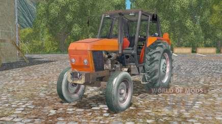 Ursus 1012 orange para Farming Simulator 2015
