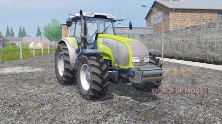 Valtra T140 front loader para Farming Simulator 2013