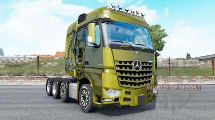 Mercedes-Benz Arocs 4163 SLƬ 2014 para Euro Truck Simulator 2