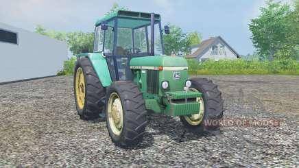 John Deere 3030 para Farming Simulator 2013