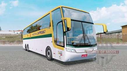Busscar Jum Buss 380 para Euro Truck Simulator 2