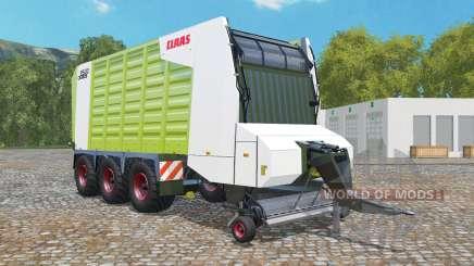 Claas Cargos 9500 atlantis para Farming Simulator 2015