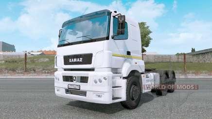 KamAZ-5490〡6520〡6580 para Euro Truck Simulator 2