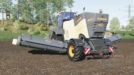 Krone BiG M 450 added colour choice para Farming Simulator 2017