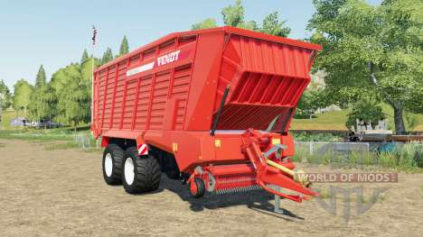 Fendt Tigo XR 75 D capacity 50000 liters para Farming Simulator 2017