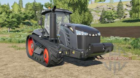 Challenger MT800E max speed 63 km-h para Farming Simulator 2017