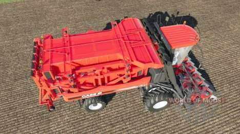 Case IH Module Express 635 more stable para Farming Simulator 2017