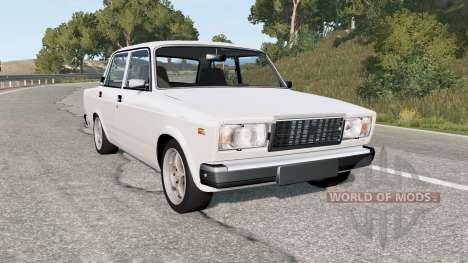 Lada Zhiguli (2107) para BeamNG Drive
