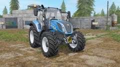 New Holland T5-series ChipTuning para Farming Simulator 2017
