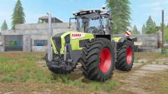 Claas Xerion 3800 Trac VC with variable cabin para Farming Simulator 2017