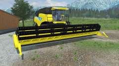 New Holland CR9090 multifruiƭ para Farming Simulator 2013