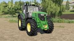 John Deere 6175R〡6210R〡6230R〡6250R para Farming Simulator 2017