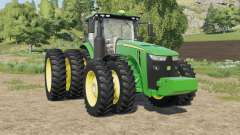 John Deere 8R-series USA para Farming Simulator 2017