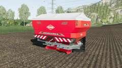 Kuhn Axis 40.2 M-EMC-W 42m spaying width para Farming Simulator 2017
