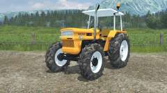 Fiat 640 DTH accensione manuale para Farming Simulator 2013