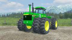 John Deere 8440 moving parts interior para Farming Simulator 2013