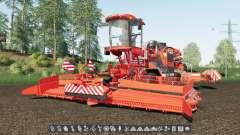 Holmer Terra Felis 3 multifruit&multicolor para Farming Simulator 2017