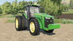 John Deere 8R-series american version para Farming Simulator 2017