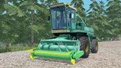 No-680 turquesa para Farming Simulator 2015