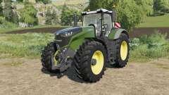 Fendt 1000 Vario body color choice para Farming Simulator 2017