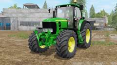 John Deere 7430〡7530 Premium para Farming Simulator 2017