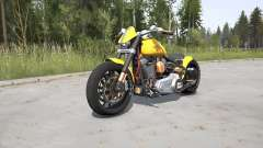 Harley-Davidson Fat Boy para MudRunner