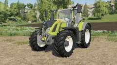 Fendt 700 Vario color choice para Farming Simulator 2017