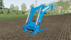 New Holland 750TL MSL color selection para Farming Simulator 2017