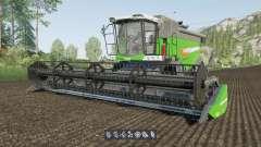 Fendt 6275 L & FreeFlow 25FT para Farming Simulator 2017