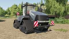 Case IH Steiger Quadtrac extra steering angle para Farming Simulator 2017