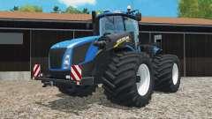 New Holland T9.565 change wheels para Farming Simulator 2015