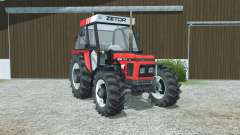 Zetor 7340 manual ignition para Farming Simulator 2013