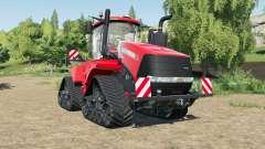 Case IH Steiger Quadtrac improved performance para Farming Simulator 2017