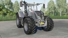 Fendt 700 Vario Michelin tires para Farming Simulator 2017
