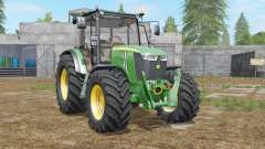 John Deere 5075M〡5085M〡5100M〡5115M para Farming Simulator 2017