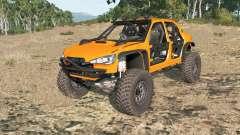 Hirochi Sunburst Rock Crawler v0.1.5 para BeamNG Drive