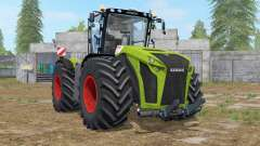 Claas Xerion 5000 Trac VC wipers animation para Farming Simulator 2017