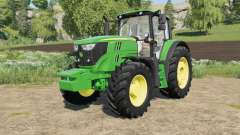 John Deere 6M-series with SeatCam para Farming Simulator 2017